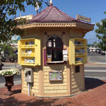 Touristinfo in Oak Bluffs